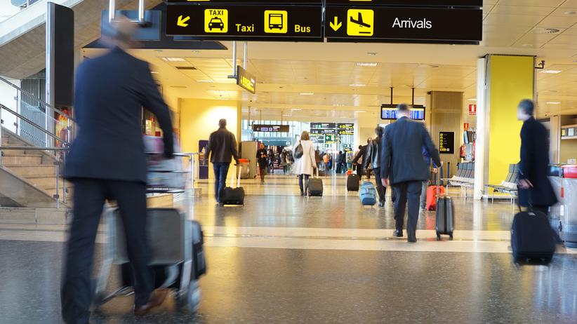 Strajk kontrolerów lotów. Odwołano dziesiątki połączeń
