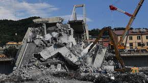Katastrofa w Genui. Znaleziono ciało ostatniego zaginionego