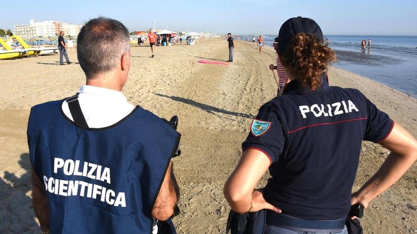 Włochy: Wstrząsająca relacja męża Polki zgwałconej w Rimini