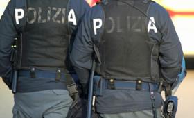 Policja Włochy