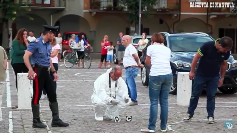 Włochy. Polska zaatakowała nożem. Relacje świadków