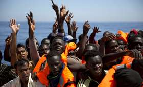 Tragedia na Morzu Śródziemnym. 126 migrantów utonęło u wybrzeży Włoch