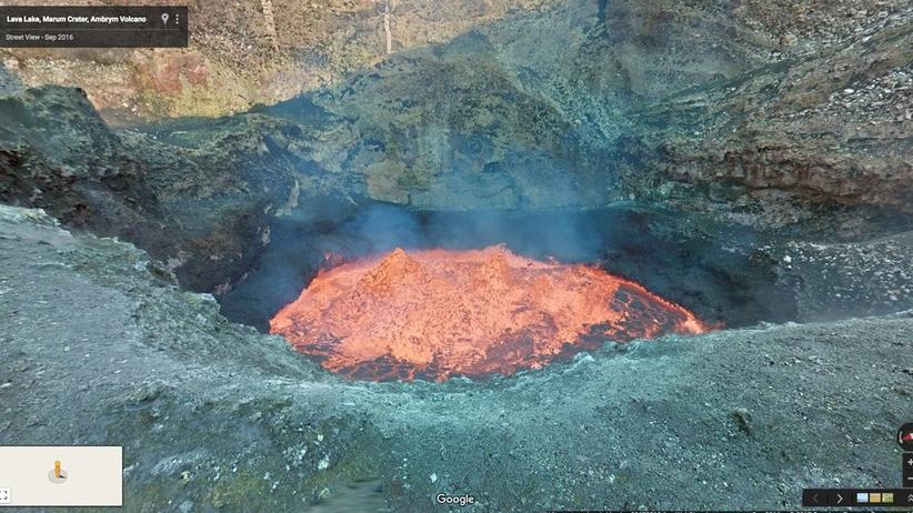 Jak wygląda wnętrze aktywnego wulkanu? Teraz możesz to sprawdzić