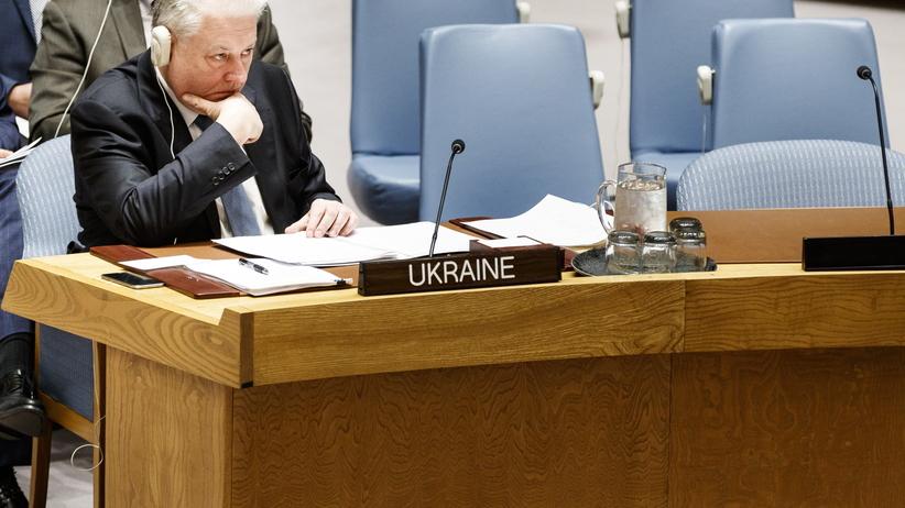Wojna na Ukrainie. Kryzys na Morzu Azowskim. Rada Bezpieczeństwa ONZ potępiła działania Rosji