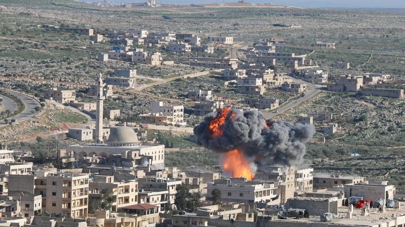 Obserwatorium: wojna w Syrii pochłonęła już ponad 330 tys. istnień ludzkich