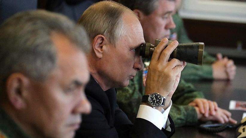 Wschód-2018. Rosja planuje wielkie manewry wojskowe