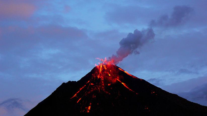 Kolejne Pompeje? Naukowcy ostrzegają: możliwa erupcja jednego z superwulkanów w Europie