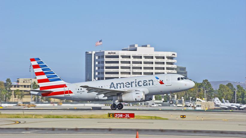 Koszmar na kalifornijskim lotnisku. Wybuch opony zabił pracownika