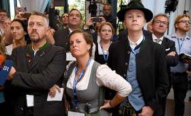 Wybory regionalne w Bawarii. CSU traci większość, AfD w parlamencie