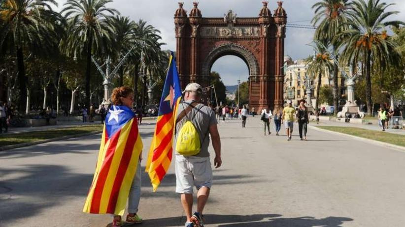 Wybory w Katalonii. Sondaż: separatyści zdobyli większość w parlamencie