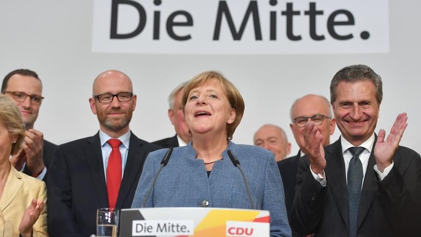 Gorzko-słodkie zwycięstwo Merkel. Kanclerz przemówiła po wynikach