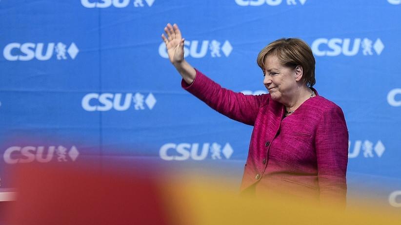 Niemcy wybrali: zwycięstwo Angeli Merkel