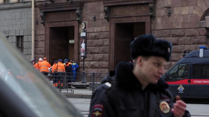 Rosja: wybuch bomby w pobliżu szkoły