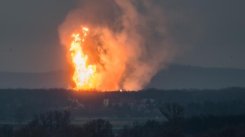Wybuch gazociągu w Austrii. Są ofiary