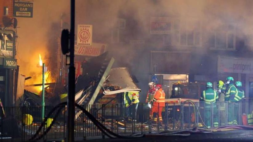 Wybuch w sklepie w Leicester: policja aresztowała kolejnego podejrzanego