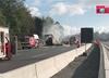 Autokar zderzył się z ciężarówką w Niemczech. Są zabici, mnóstwo rannych