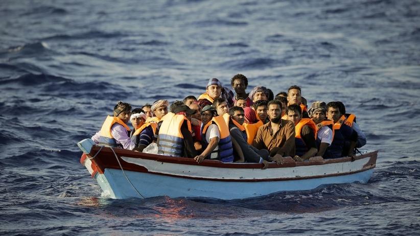 Imigranci płynęli do Hiszpanii. Kilkanaście osób nie przeżyło