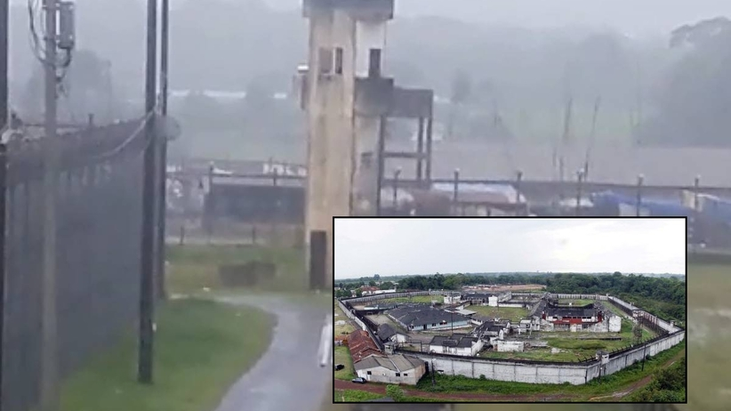 Wysadzili mur więzienia, by odbić skazanych. Nie żyje 21 osób