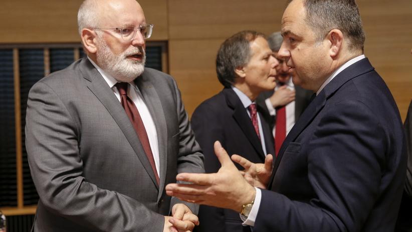 Trzy godziny o praworządności w Polsce