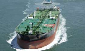 Zaginął tankowiec z 22 osobami na pokładzie. Przewoził 13,5 tony benzyny