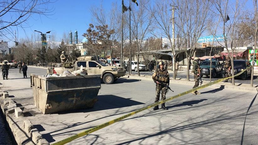 Zamach bombowy w Kabulu. Nie żyje co najmniej 40 osób