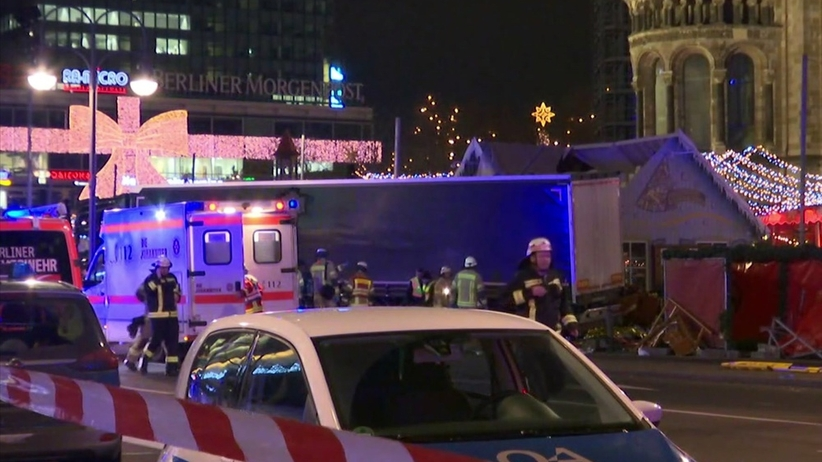 Polska ciężarówka z zamachu w Berlinie wróciła do właściciela