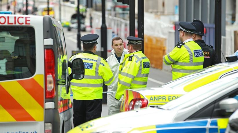 Zamach w Londynie. Aresztowano 12 osób
