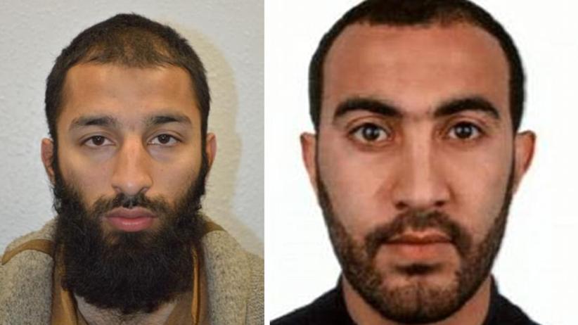 Brytyjska policja ujawniła tożsamość zamachowców z Londynu