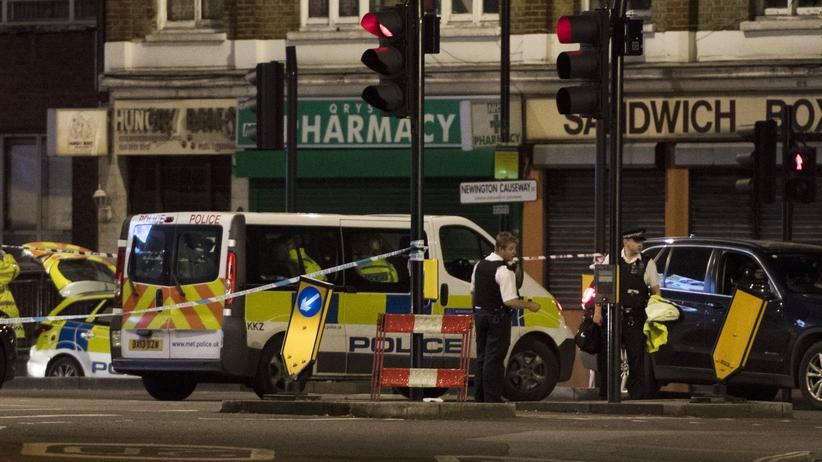 ''Widziałem jak dźgali ludzi''. Poruszająca relacja świadka ataku w Londynie