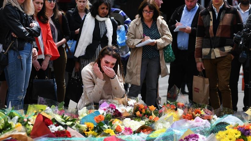 Z rzeki wyłowiono ciało ósmej ofiary zamachu w Londynie