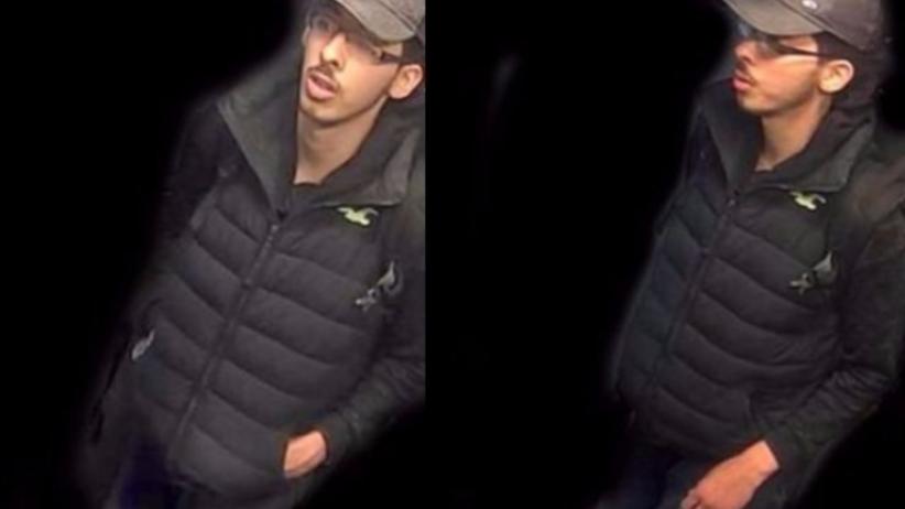 Policja publikuje wizerunek Salmana Abedi z dnia zamachu [FOTO]
