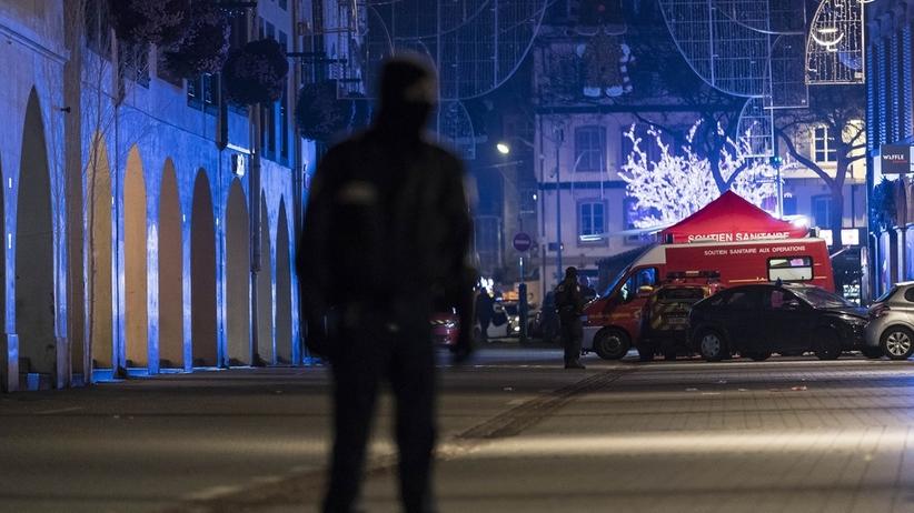 Wiceszef francuskiego MSW: napastnik ze Strasburga mógł uciec z kraju