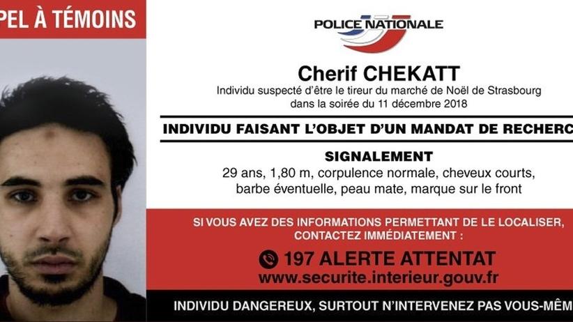 Zamachowiec ze Strasburga bojownikiem Państwa Islamskiego