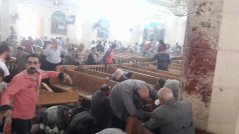 egipt zamach