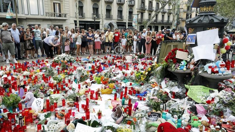Zamachy w Hiszpanii. Policja nie wie, czy poszukiwany Marokańczyk przebywa w kraju