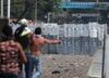 Starcia z Siłami Bezpieczeństwa  w Wenezueli. Są zabici