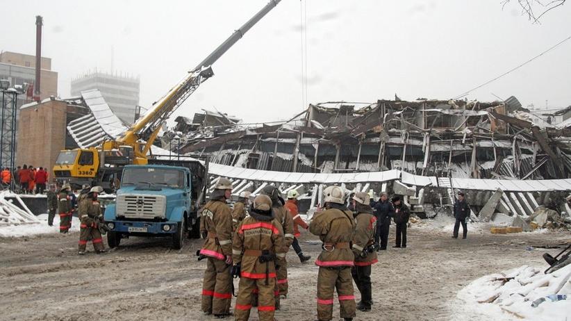 Tragedia pod Moskwą. Kilka osób nie żyje, kilkanaście rannych
