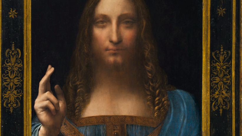 "Rosyjski miliarder sprzedaje ""Zbawiciela świata"" Leonarda da Vinci"
