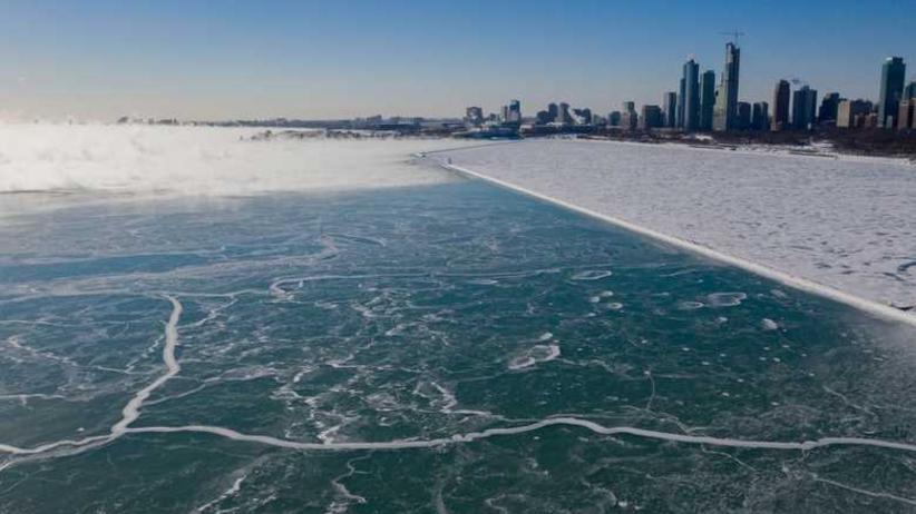 40 stopni Celsjusza ocieplenia. Radykalna zmiana pogody w USA