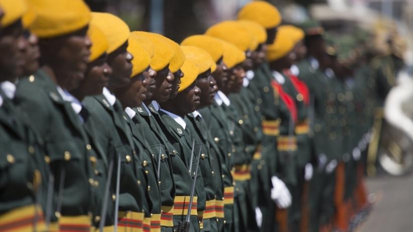 Media mówią o zamachu stanu w Zimbabwe. Armia zaprzecza