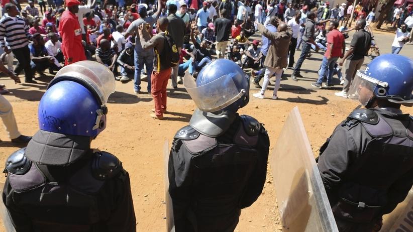 Zimbabwe. Zamieszki po ogłoszeniu wyników wyborów, są ofiary