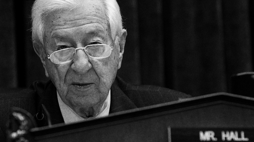 Zmarł Ralph Hall, najstarszy w historii członek Izby Reprezentantów USA. Miał 95 lat