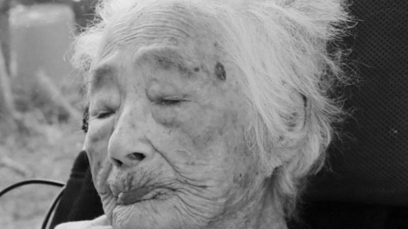 Najstarsza kobieta