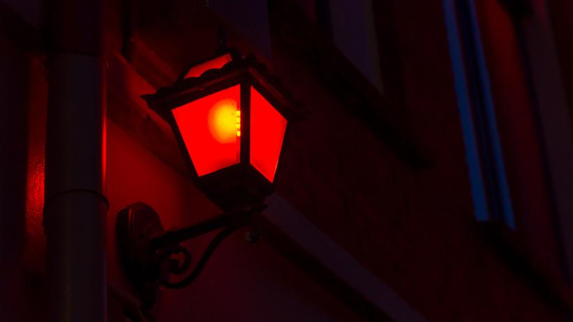 Narzucili mieszkańcom miasta czerwone latarnie, by chronić nietoperze