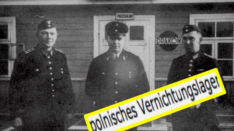 Niemiecki portal znów pisze o polskich obozach zagłady. Jest reakcja