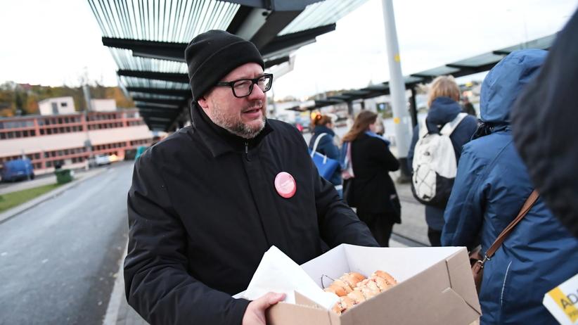 Adamowicz z poparciem PO przed drugą turą wyborów w Gdańsku