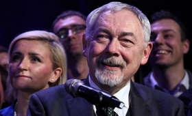 Jacek Majchrowski pozwał w trybie wyborczym Mateusza Morawieckiego