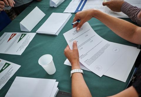 RODO a wybory samorządowe. Co z ochroną danych osobowych podczas głosowania?