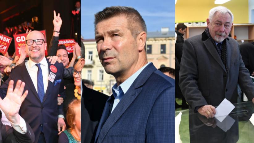 Polacy wybrali wójtów, burmistrzów i prezydentów miast. Znamy wyniki exit poll dla Krakowa, Gdańska i Kielc