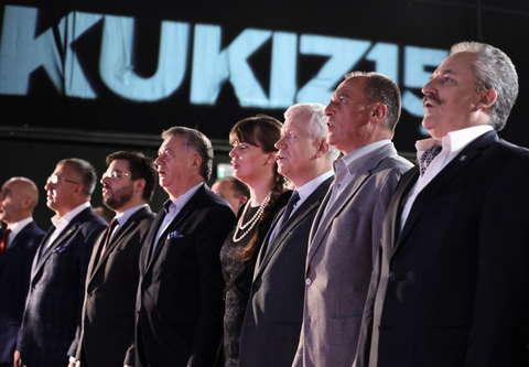 Wybory 2018. Konwencja ruchu Kukiz'15 w Warszawie